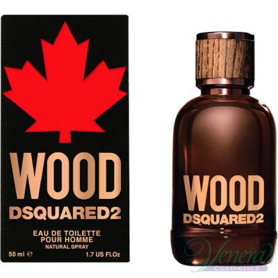 Dsquared2 Wood for Him EDT 50ml за Мъже Мъжки Парфюми