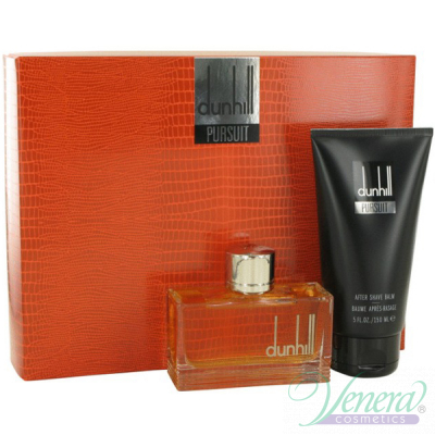 Dunhill Pursuit Set (EDT 75m + AS Balm 150ml) για άνδρες