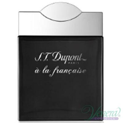 S.T. Dupont A La Francaise Pour Homme EDP 100ml за Мъже БЕЗ ОПАКОВКА Мъжки Парфюми без опаковка