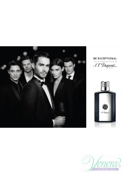 S.T. Dupont Be Exceptional EDT 100ml για άνδρες ασυσκεύαστo Men's Fragrances without package