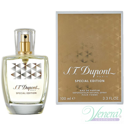 S.T. Dupont Special Edition Pour Femme EDP 100ml за Жени Дамски парфюми