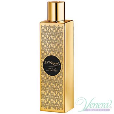 S.T. Dupont Vanilla & Leather EDP 100ml за Мъже и Жени БЕЗ ОПАКОВКА Унисекс Парфюми без опаковка