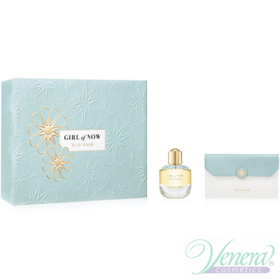 Elie Saab Girl of Now Комплект (EDP 50ml + Pouch) за Жени