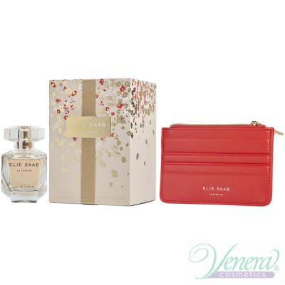 Elie Saab Le Parfum Set (EDP 50ml + Pouch)...