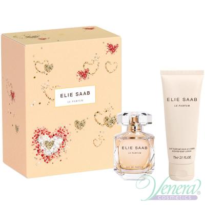 Elie Saab Le Parfum Комплект (EDP 30ml + BL 75ml) за Жени Дамски Комплекти