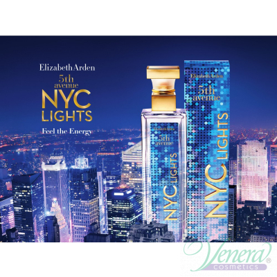 Elizabeth Arden 5th Avenue NYC Lights EDP 125ml...
