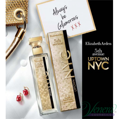 Elizabeth Arden 5th Avenue NYC Uptown EDP 75ml за Жени Дамски Парфюми