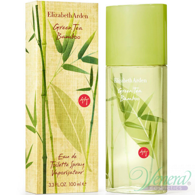 Elizabeth Arden Green Tea Bamboo EDT 100ml за Жени
