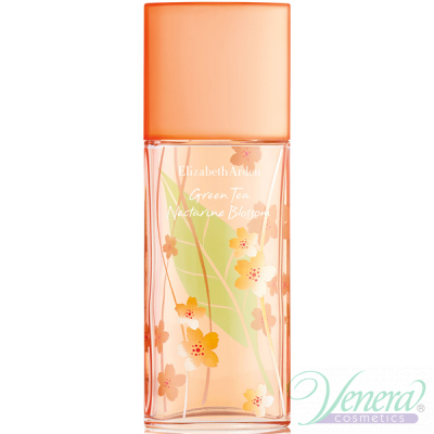 Elizabeth Arden Green Tea Nectarine Blossom EDT 100ml за Жени БЕЗ ОПАКОВКА