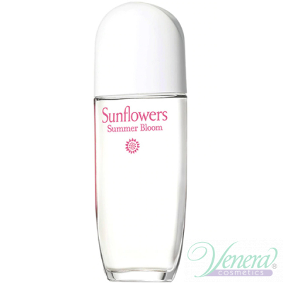 Elizabeth Arden Sunflowers Summer Bloom EDT 100ml за Жени БЕЗ ОПАКОВКА Дамски Парфюми без опаковка