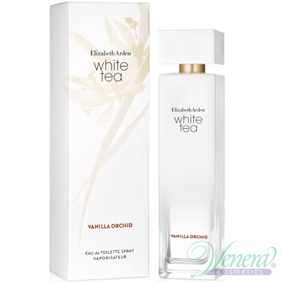 Elizabeth Arden White Tea Vanilla Orchid EDT 100ml за Жени Дамски Парфюми