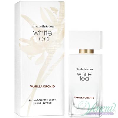 Elizabeth Arden White Tea Vanilla Orchid EDT 50ml за Жени Дамски Парфюми