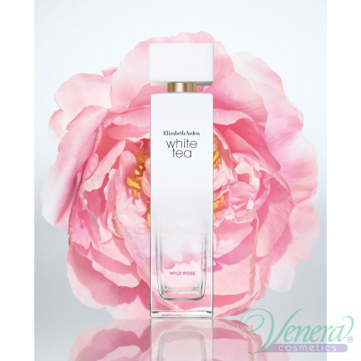 Elizabeth Arden White Tea Wild Rose EDT 100ml за Жени Дамски Парфюми