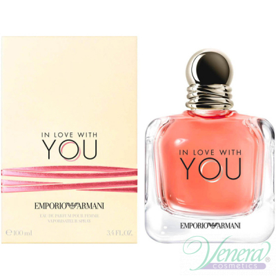 Emporio Armani In Love With You EDP 100ml за Жени