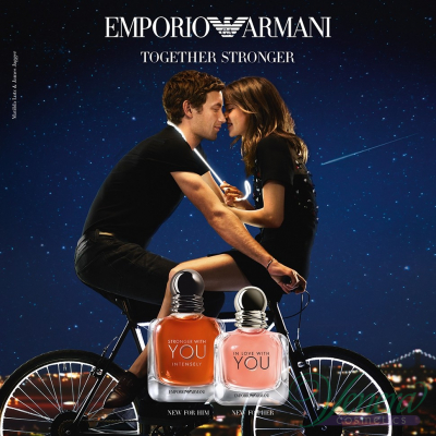Emporio Armani In Love With You EDP 30ml за Жени Дамски Парфюми