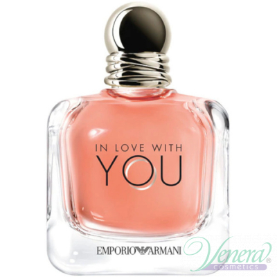 Emporio Armani In Love With You EDP 100ml за Жени БЕЗ ОПАКОВКА Дамски Парфюми без опаковка