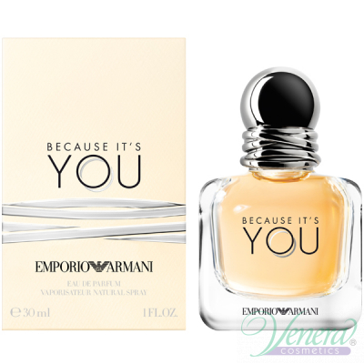Emporio Armani Because It's You EDP 30ml за Жени