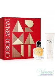 Emporio Armani Because It's You Set (EDP 30ml + BL 75ml) για γυναίκες