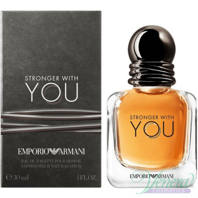Emporio Armani Stronger With You EDT 30ml за Мъже Мъжки Парфюми