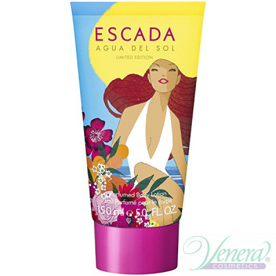 Escada Agua del Sol Body Lotion 150ml pentru Femei Women's face and body products