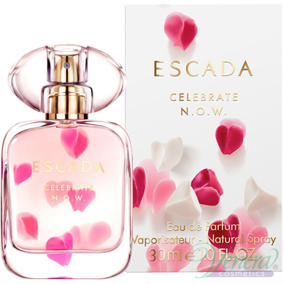 Escada Celebrate N.O.W. EDP 30ml for Women Women's Fragrance
