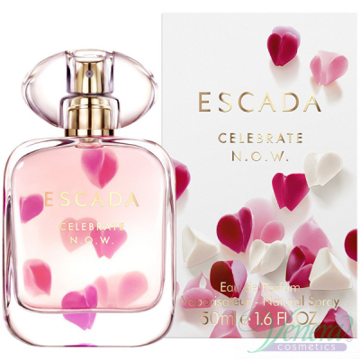 Escada Celebrate N.O.W. EDP 50ml for Women Women's Fragrance