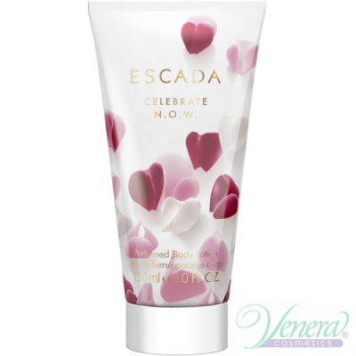 Escada Celebrate N.O.W. Body Lotion 150ml pentru Femei Women's face and body lotion