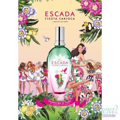 Escada Fiesta Carioca EDT 30ml for Women Women's Fragrance