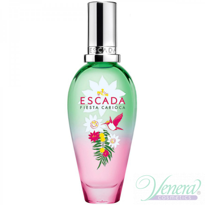 Escada Fiesta Carioca EDT 100ml for Women Without Package Women's Fragrance