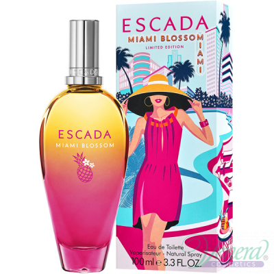 Escada Miami Blossom EDT 100ml за Жени Дамски Парфюми