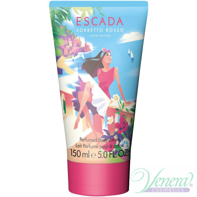 Escada Sorbetto Rosso Body Lotion 150ml за...