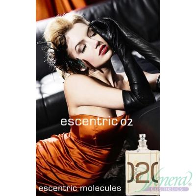 Escentric Molecules Escenric 02 EDT 100ml Мъже и Жени Унисекс Парфюми