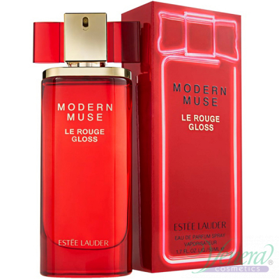 Estee Lauder Modern Muse Le Rouge Gloss EDP 50ml за Жени Дамски Парфюми