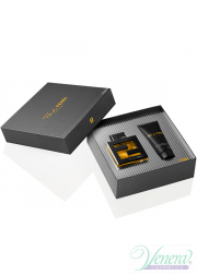 Fendi Fan di Fendi Pour Homme Set (EDT 100ml + SG 100ml) για άνδρες Men's Gift sets