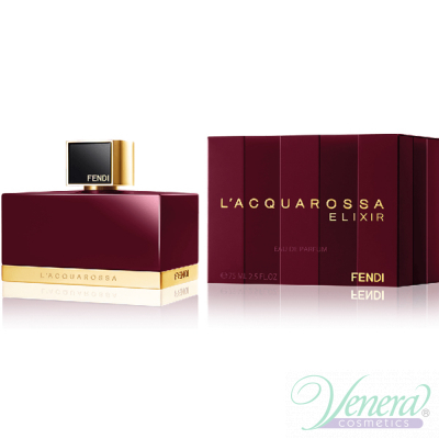 Fendi L' Acquarossa Elixir EDP 50ml за Жени