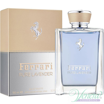 Ferrari Pure Lavender EDT 100ml за Мъже и ...
