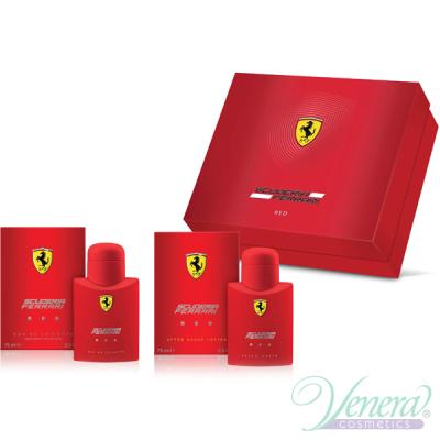 Ferrari Scuderia Ferrari Red Комплект (EDT...