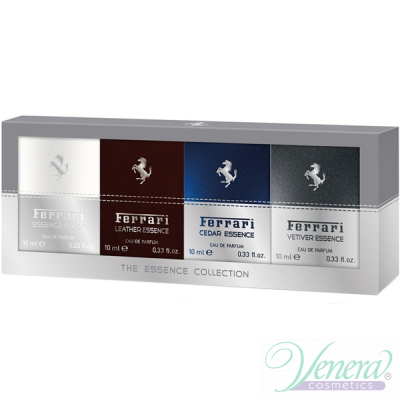 Ferrari The Essence Collection Set 4 x EDP...