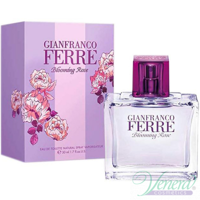 Ferre Blooming Rose EDT 50ml για γυναίκες