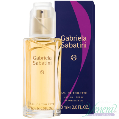 Gabriela Sabatini Gabriela Sabatini EDT 60ml за Жени