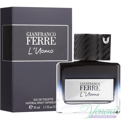 Gianfranco Ferre L'Uomo EDT 50ml за Мъже Мъжки Парфюми