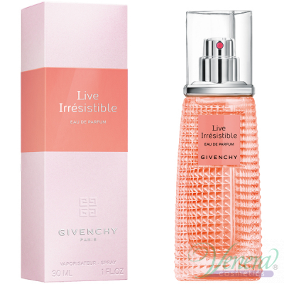 Givenchy Live Irresistible EDP 30ml за Жени Дамски Парфюми