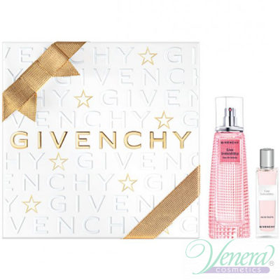 Givenchy Live Irresistible Set (EDP 50ml + EDP 15ml) pentru Femei Women's Gift sets