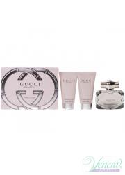 Gucci Bamboo Set (EDP 75ml + BL 100ml + SG 100ml) για γυναίκες Γυναικεία σετ