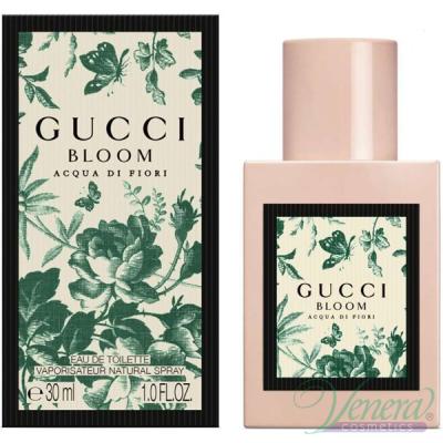 Gucci Bloom Acqua di Fiori EDT 30ml за Жени Дамски Парфюми