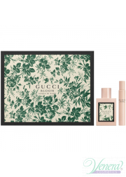 Gucci Bloom Acqua di Fiori Set (EDT 50ml + EDT 7.4ml) για γυναίκες Γυναικεία Σετ