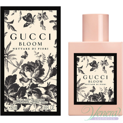 Gucci Bloom Nettare di Fiori EDP 50ml pentru Femei Women's Fragrances