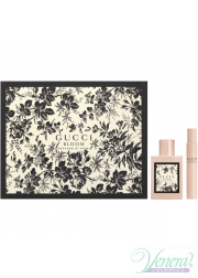 Gucci Bloom Nettare di Fiori Set (EDP 50ml + EDP 7.4ml) για γυναίκες Γυναικεία Σετ