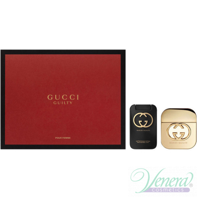 Gucci Guilty комплект (EDT 50ml + BL 100ml) за Жени