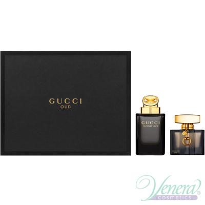 Gucci Oud (Intense EDP 90ml + EDP 50ml) за Мъже...